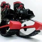 zapatos con muelles