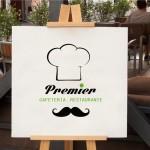 restaurante-premier-logotipo-diseño-grafico