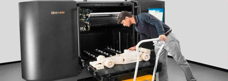 La revoluci n de las impresoras 3d en el dise o industrial for Videos de impresoras 3d